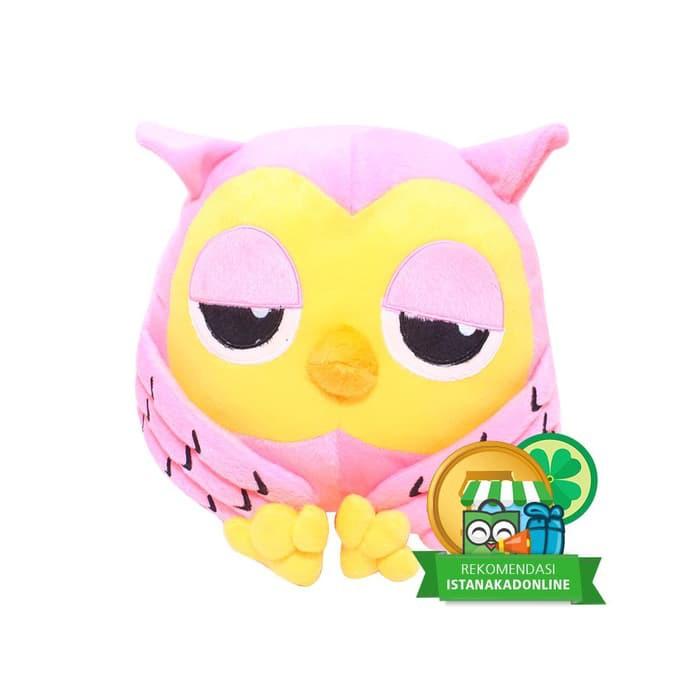 Boneka Burung Hantu Binatang Roumang Owl 13