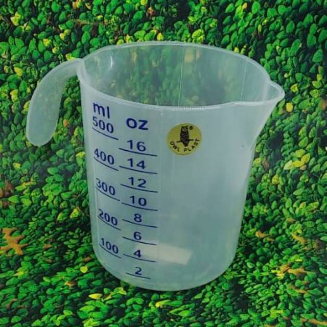 gelas takar 500 ml gelas ukur takaran 500 ml shopee indonesia gelas takar 500 ml gelas ukur takaran 500 ml