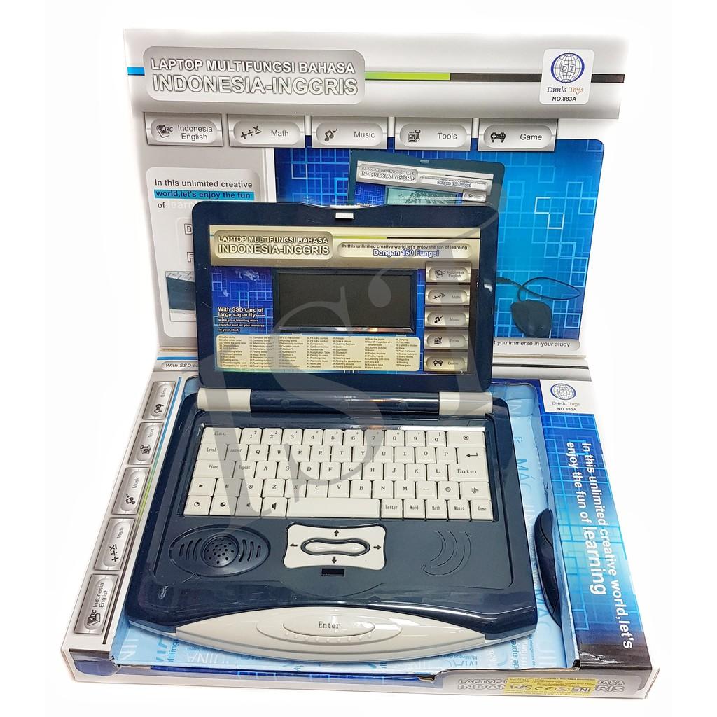 Laptop Multifungsi Bahasa Indonesia Dan Inggris 150 Fungsi Shopee Indonesia