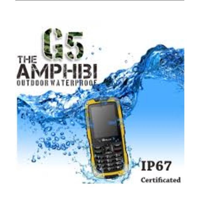 Brandcode B68 B-68 HP Bisa HT Dan Powerbank 10.000 MAH Outdoor (Prince PC10