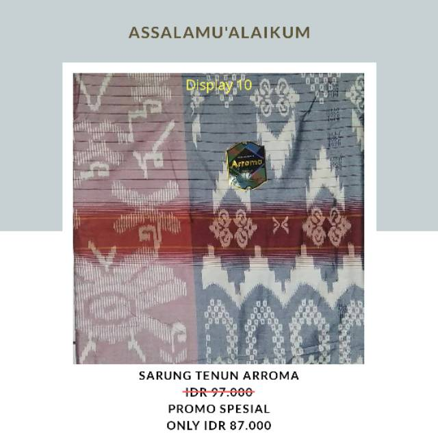 Dapatkan Harga sarung muslim Diskon   Shopee Indonesia -. Source · 1 Kodi 20 Bh