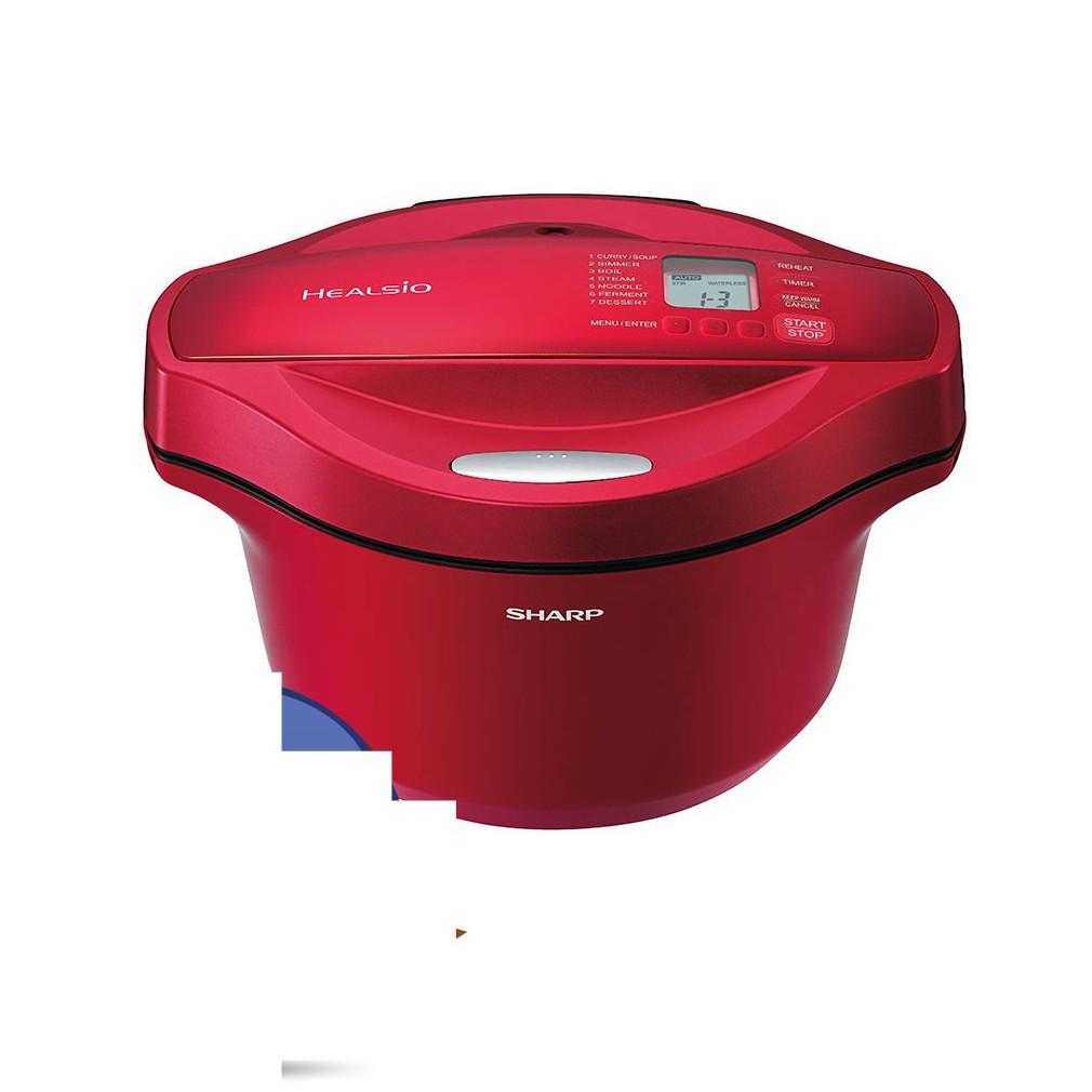 Dispenser Sharp Hot And Normal Pink Swdt40npk Shopee Indonesia Galon Sanex D102 D 102 Dan Garansi