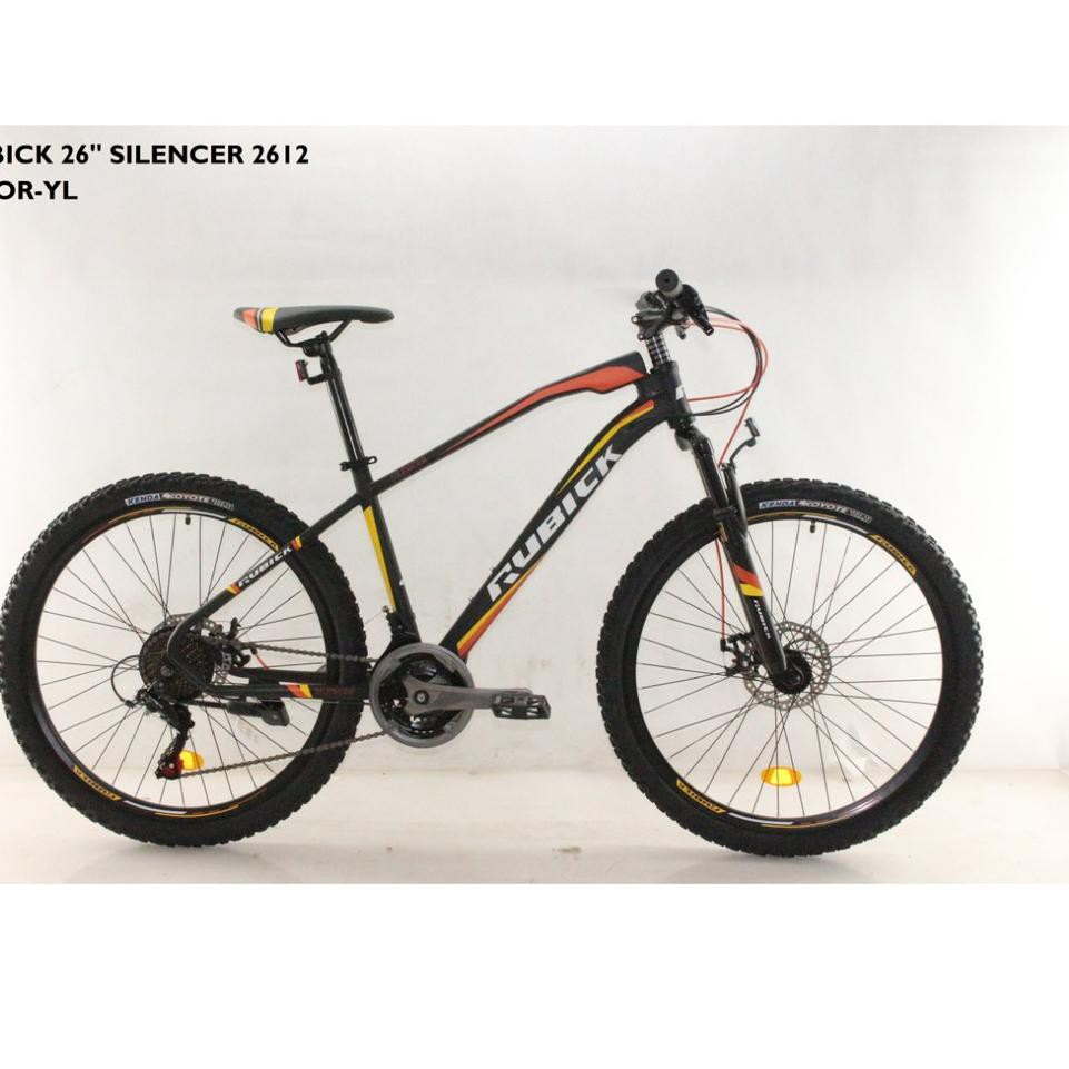 Murmer!!!!962EK Sepeda Gunung MTB 26 inch Genio Rubick