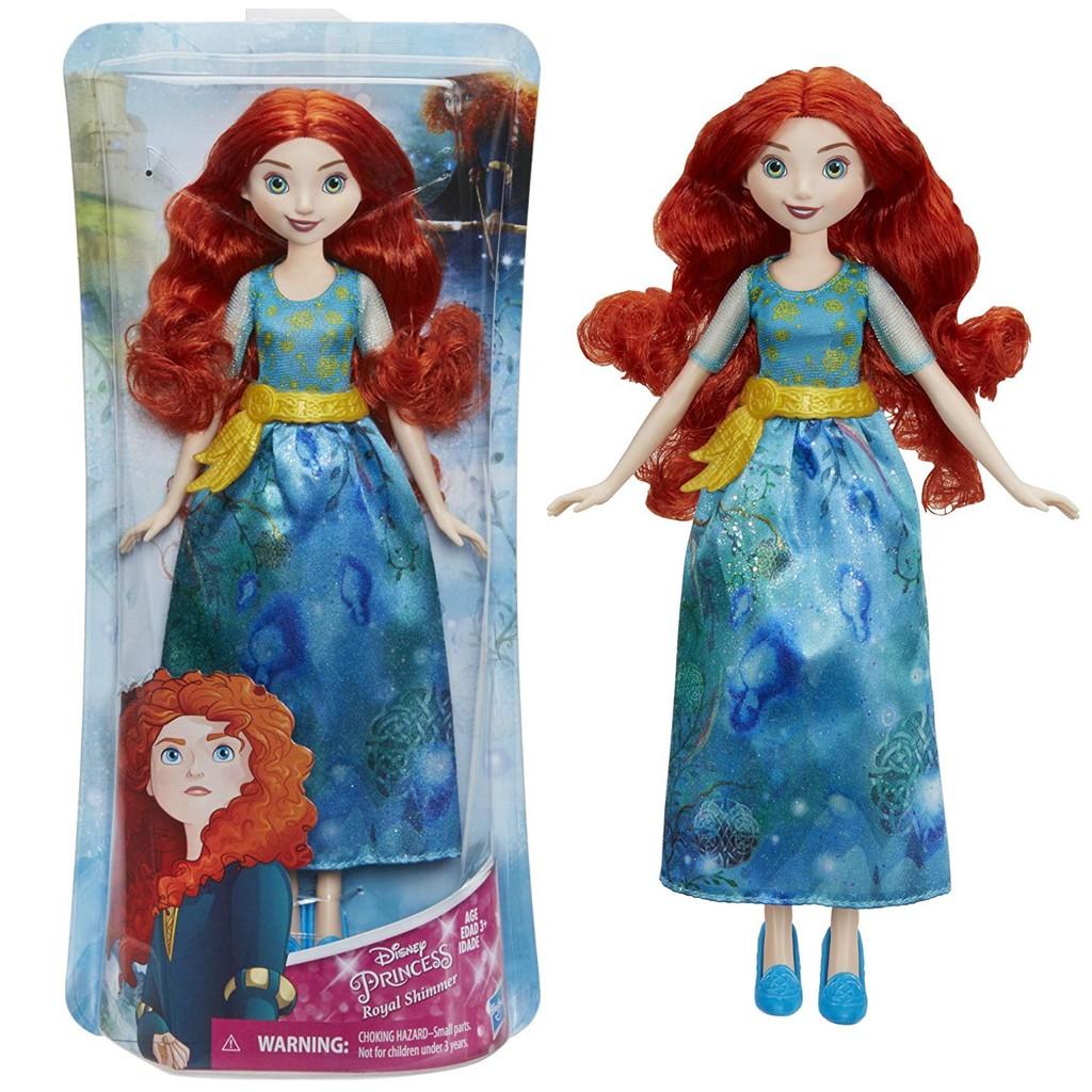 Boneka Barbie Princess Disney Merida The Brave Adventure Bow Hasbro ... eb1cd6ce0e