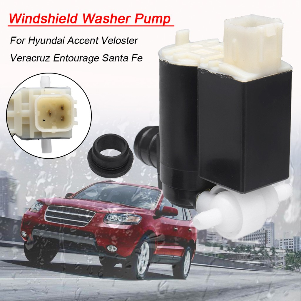 24v Volt Universal Washer Pump Windscreen Pump Bottle Car Van Auto