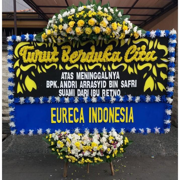 Karangan Bunga Duka Cita Bagus Dan Murah Shopee Indonesia