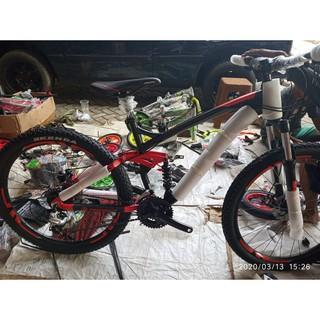 Sepeda Balap 700c Exotic ET 2708 Road bike allumunium