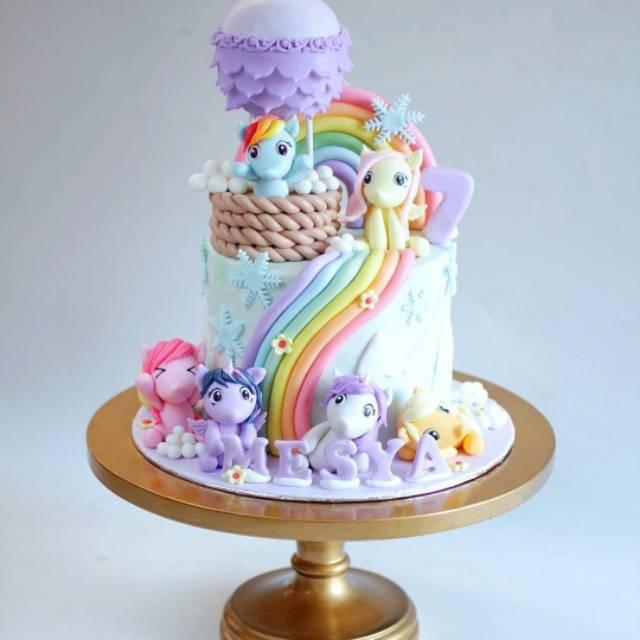 Birthday Cake Kue Ulang Tahun Untuk Anak Yang Lucu Dan Unik