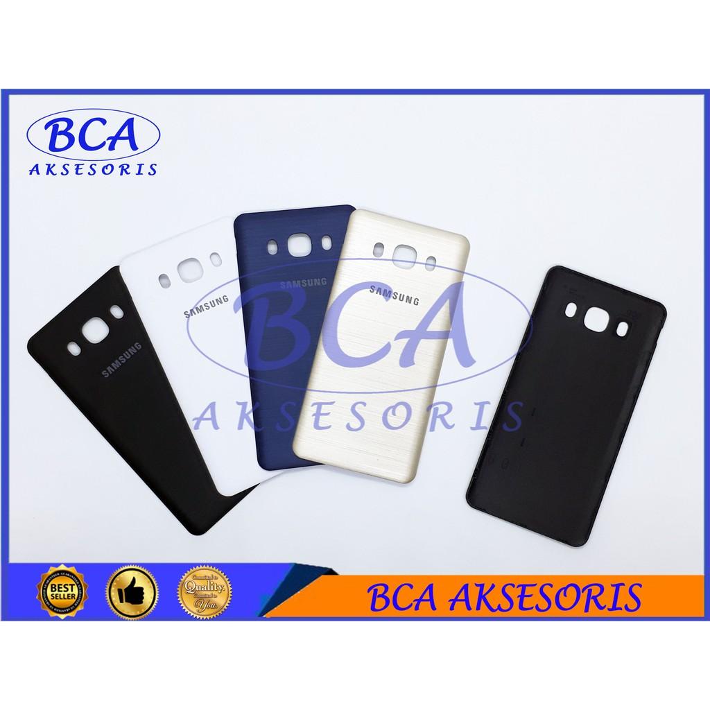 Backdoor Samsung Galaxy J5 2016 J510 Tutup Belakang Back Cover Casing Baterai J2 J500 2015 Shopee Indonesia