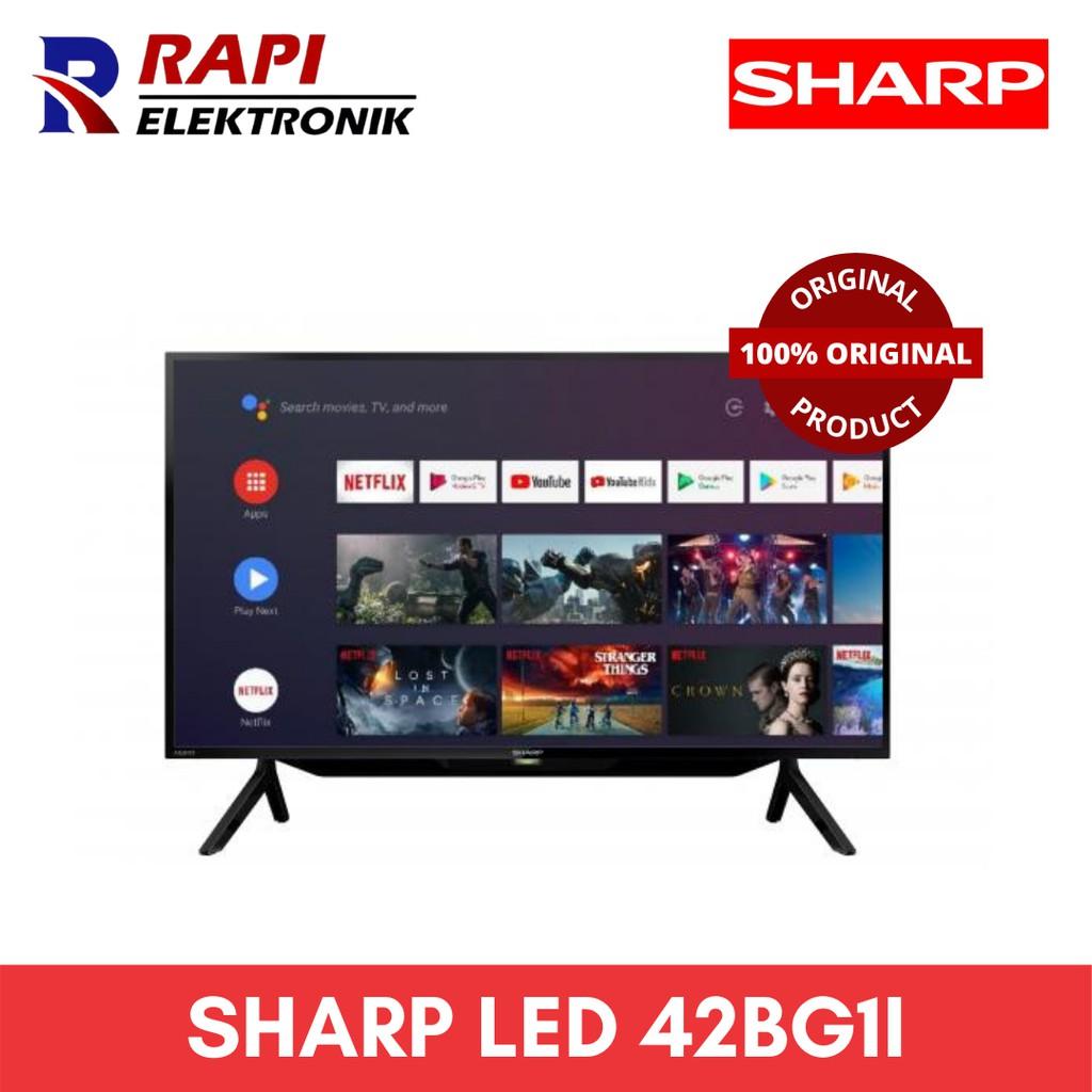 SHARP SMART TV LED 42 INCH 42BG1I (ANDROID)