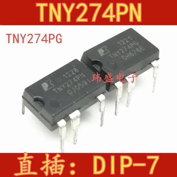 TNY274PN INTEGRATED CIRCUIT  DIP7
