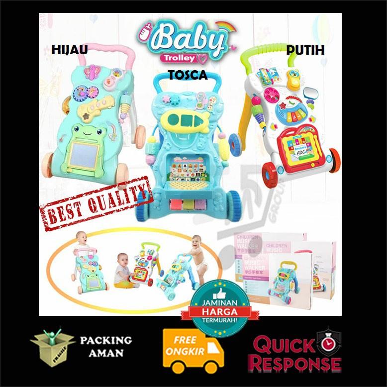 Mainan Baby Toys Rattle Play More Fun 6 pcs Kado Hadiah Bayi ... d0efc19393