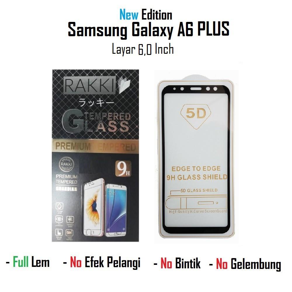 "Tempered Glass Samsung J6 Plus/Anti Gores Kaca Samsung J6 Plus/ Nero "" | Shopee Indonesia"