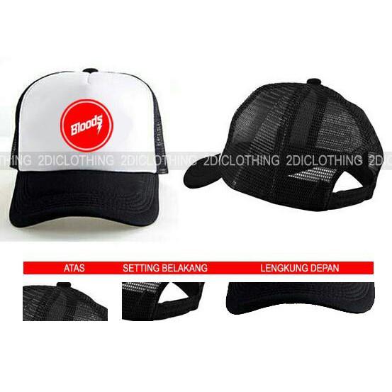 topi bloods - Temukan Harga dan Penawaran Topi Online Terbaik - Aksesoris  Fashion Februari 2019  01b4b527be