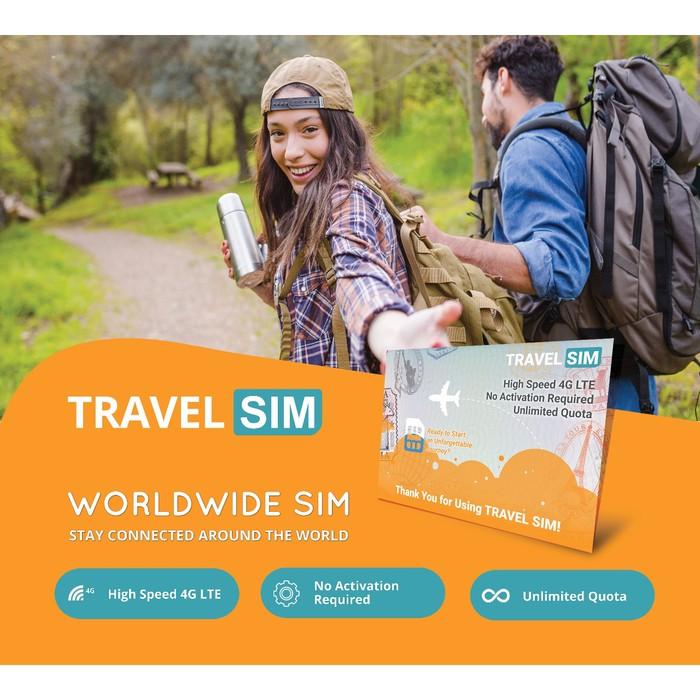 Kartu Data Internet Travel Sim Card Usa Amerika 10 Days Shopee Indonesia