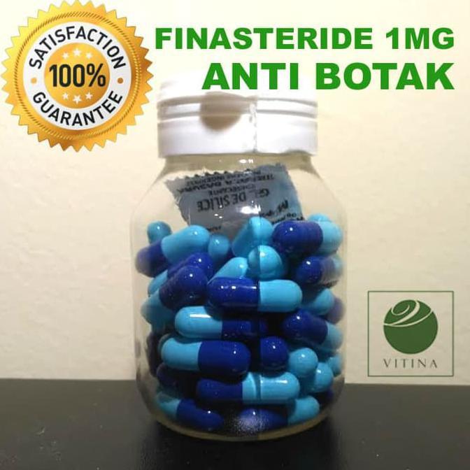 Finasteride 1mg Prostacom Suplemen Obat Botak Kebotakan Pria Dewasa Shopee Indonesia