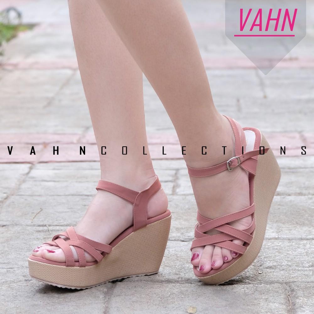 af832ec0a5 Belanja Online Wedges - Sepatu Wanita | Shopee Indonesia