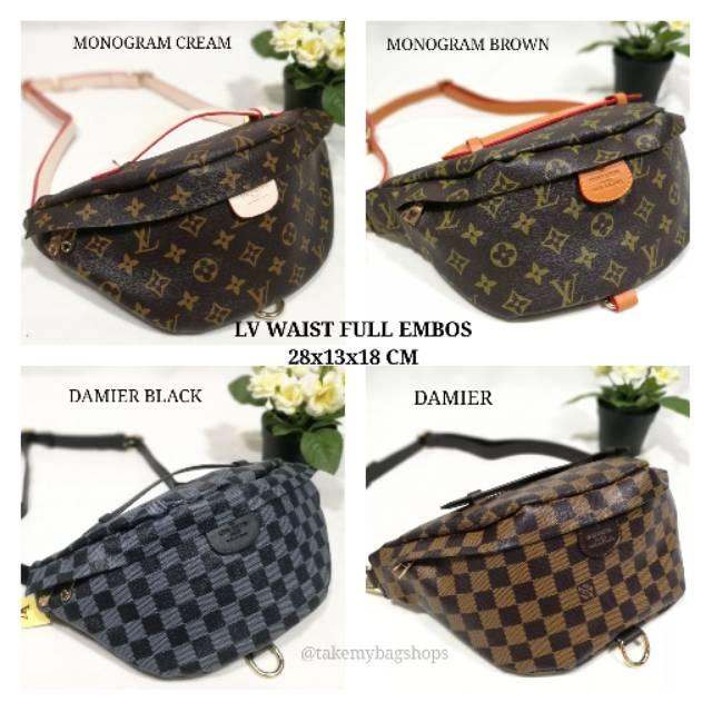 Tas GUCCI BELT MINI BAG NAGITA FASHION Murah Batam Wanita Import Pinggang Waist  Bag Selempang  d919c396c5