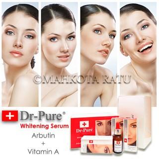 Serum Dr Pure Serum Pemutih Kulit Garansi Asli & Original ...