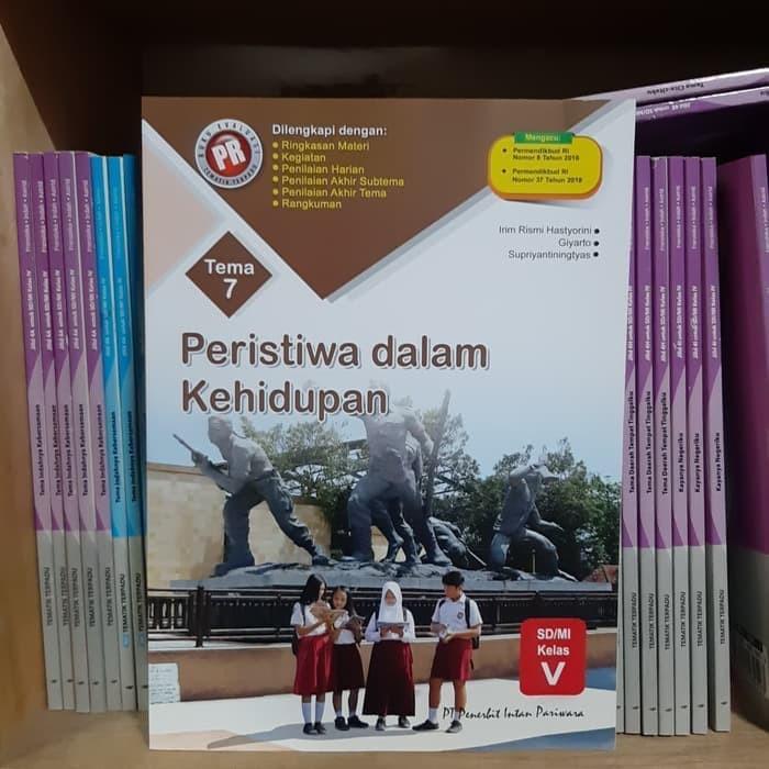 Pr Tematik Kelas 5 Tema 7 Perustiwa Dalam Kehidupan Intan Pariwara Revisi Shopee Indonesia