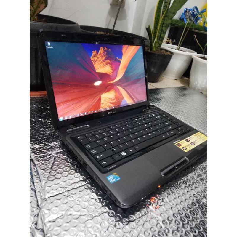 LAPTOP TOSHIBA RAM 8 GB HDD 500 GB CORE I3