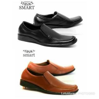 Louis Visto sepatu pria formal kulit asli model LV 354 coklat. Source · Sepatu Pria