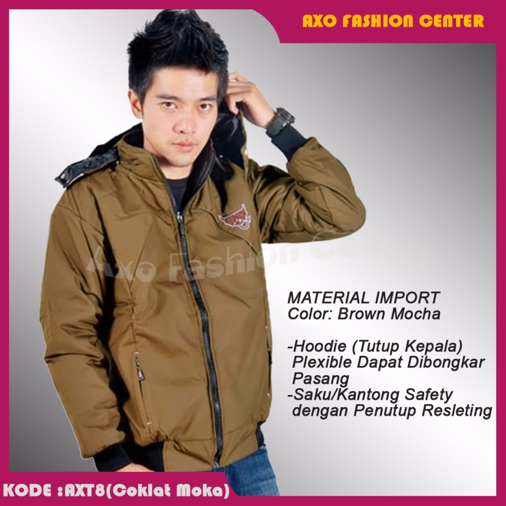 Jaket Korea Harajuku Kiyoku Shopee Indonesia Harakiri Style Abu