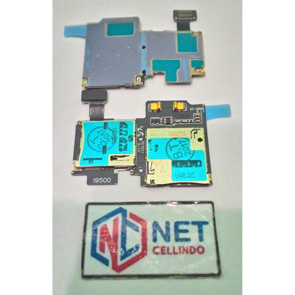 Flexible Connector Sim Konektor Card Samsung I8260 I8262 Charge Charger P3200 Cas Shopee Indonesia
