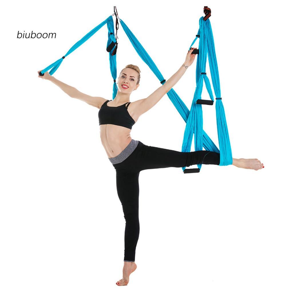 Biu Yoga Hammock Gantung Anti Gravitasi Untuk Yoga Gym Shopee Indonesia