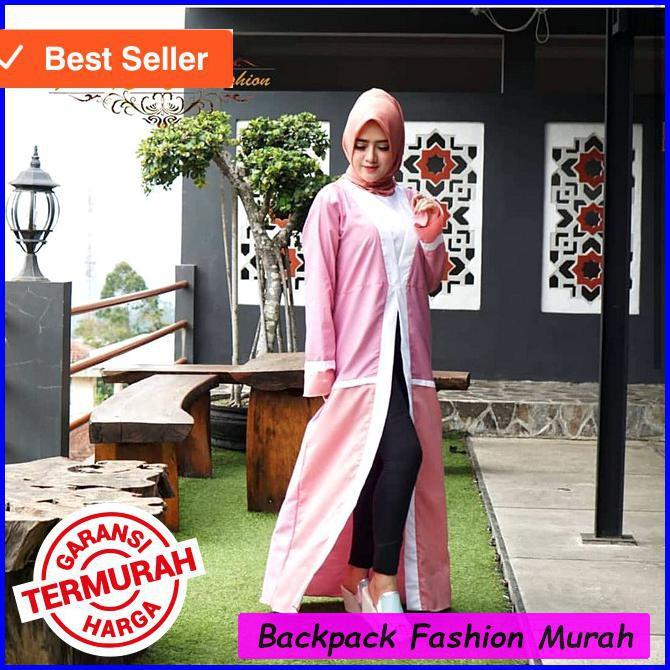 outer long - Temukan Harga dan Penawaran Outerwear Online Terbaik - Fashion  Muslim Maret 2019  b946ab42ac