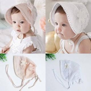 Topi Bayi Perempuan Bonnet Noni 7bfc1f96b8