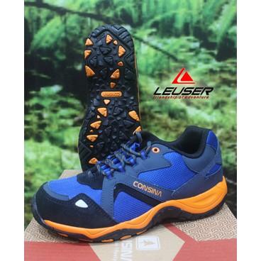 Sepatu Gunung   Sepatu Consina Volt Men Low Blue  b3b1bc746a