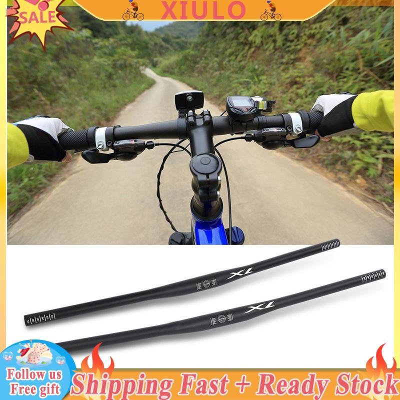 31.8mm Aluminum MTB Mountain Bike Bicycle Riser Bar Handlebar Riser bars 720mm
