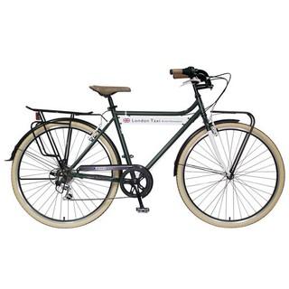 CUCI GUDANG Sepeda Onthel LONDON TAXI LDT Cross Bike 700C