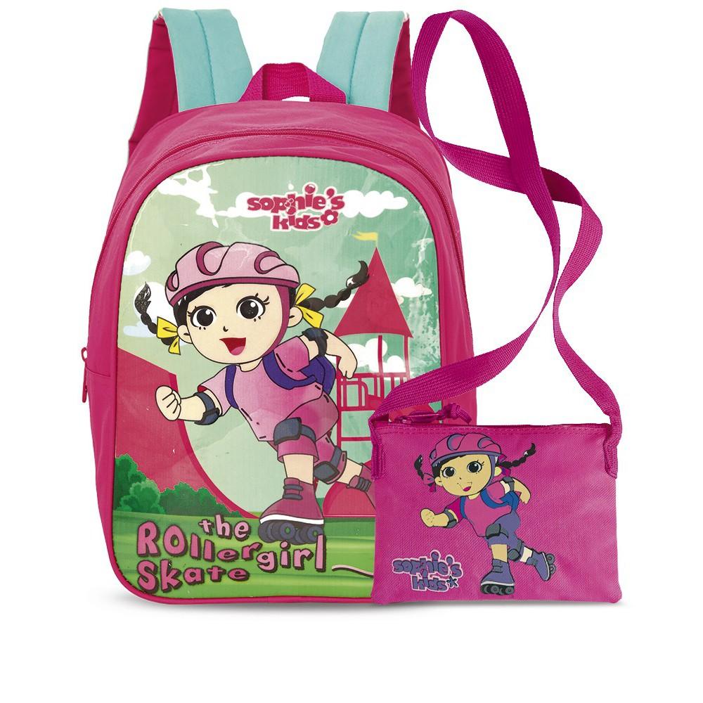 Tas Selempang Anak Sophie Martin Pink Sling Jungle Life Bag T4198p3 Dompet Pria Inficlo Inf545 Lv Karakter Perempuan Laki Ori Shopee Indonesia