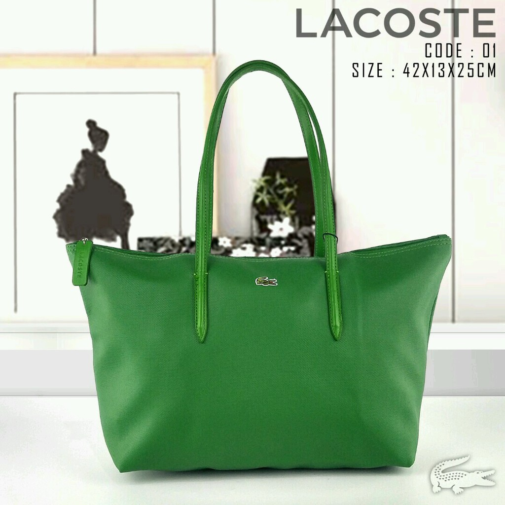 BEST SELLER !!! Tas Lacoste Murah - Lacoste Trendy Import Populer ... 7981dbf740