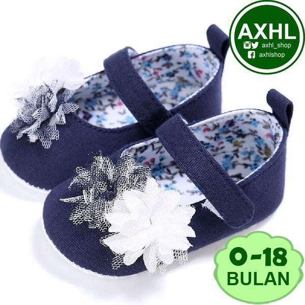 Sepatu Balet Perempuan Tamagoo-Paris Silver Baby Shoes Prewalker Murah  5bceeae246