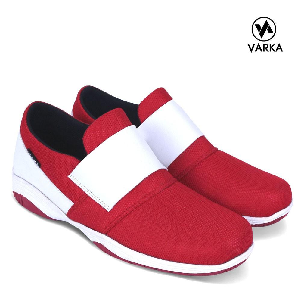Sepatu V353 Sneakers Dan Olahraga Pria Untuk Lari Joging Sekolah Varka Casual 004 Kuliat Jalan Santai Shopee Indonesia