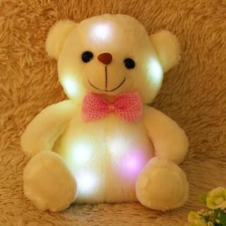 Bayar Di Tempat  Bayar Di Tempat Boneka Teddy Bear dengan LED Beraneka  Macam Warna 3446d1acc2