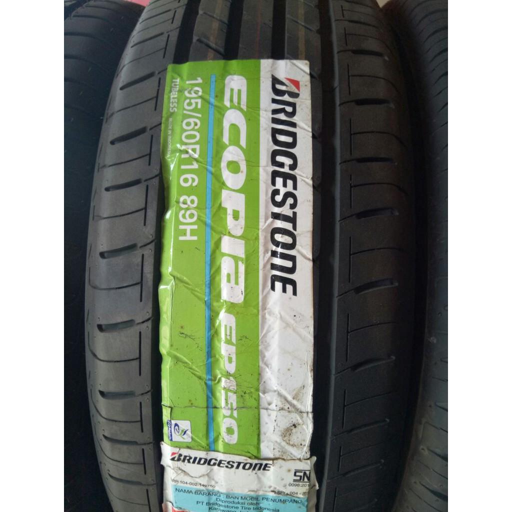 Bridgestone Ecopia Ep150 195 65 R15 Ban Mobil Gratis Kirim Jawa New Techno Tecaz 185 60r15 Vocer Promo 65r15 91h Suzuki Apv Wheels Shopee Indonesia