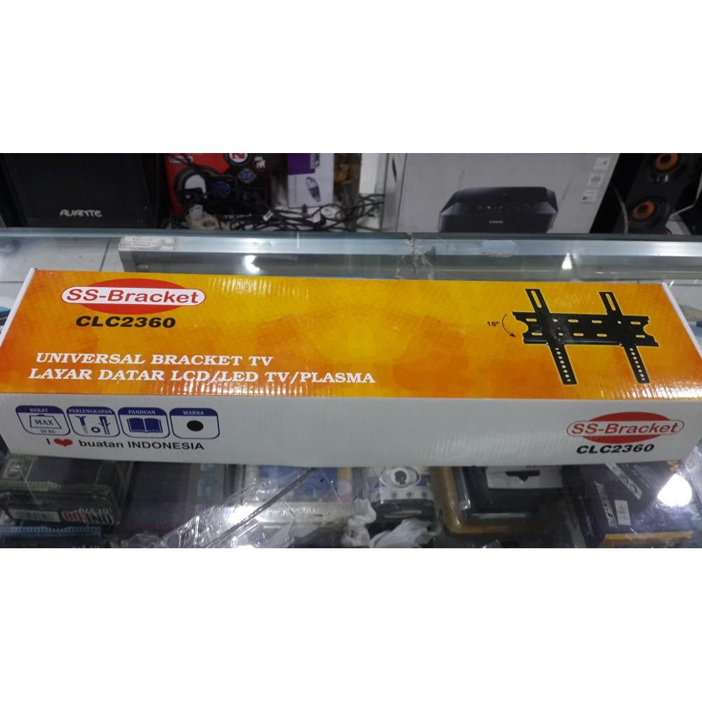 Bracket tv merk ss bracket universal untuk tv led plasma smpai 60''