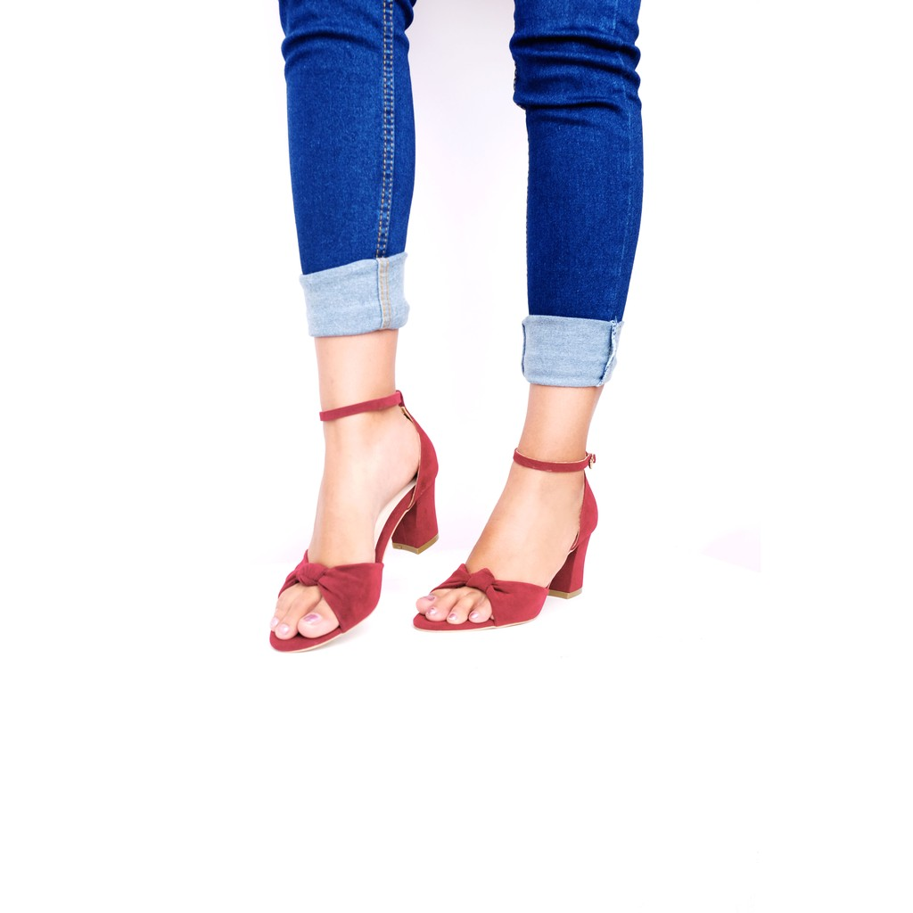 Amazara Vanessa White Baby Blue Suede Sneakers Shopee Indonesia Almond Beige 36
