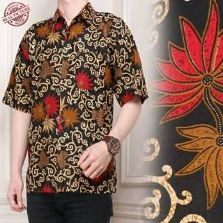 Kemeja batik ALE  34cb955b50