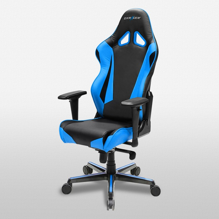 Gaming Black Ohrv001nb Chair Racing Series Blue Jual Dxracer dQrEoeWCxB
