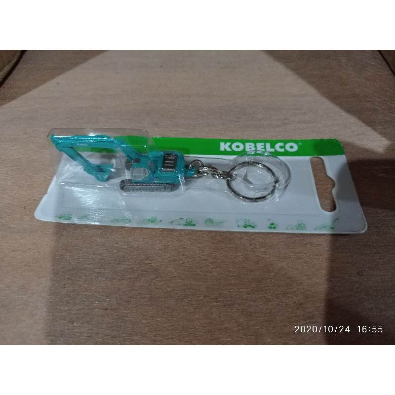 Gantungan Kunci Excavator Kobelco SK200-8 SK200 gantungan Kobelco alat berat