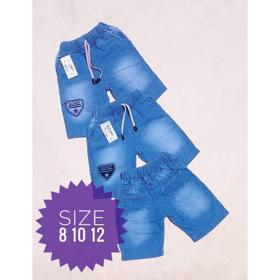 7 8 Jeans Import Pendek Anak Dongker Nice Old Navy Oshkosh Size Jogger Ripped Oldnavy 141618 81012 Shopee Indonesia