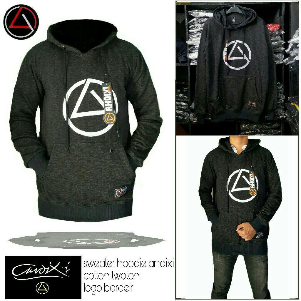 Jaket djavu harakiri black/ Jaket Distro Cowok Cewek / Sweater / Jaket/ Sweater murah