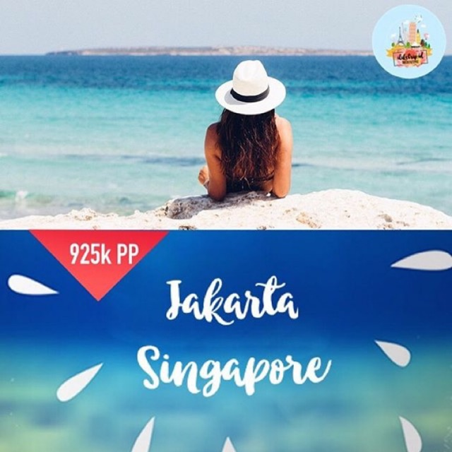 Tiket Pesawat Jakarta Singapore Pp Tiket Pesawat Promo By Airasia Shopee Indonesia