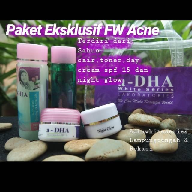 BPOM Original / Cream Pemutih Wajah Paket Ekonomis / Beauty Care White Series .