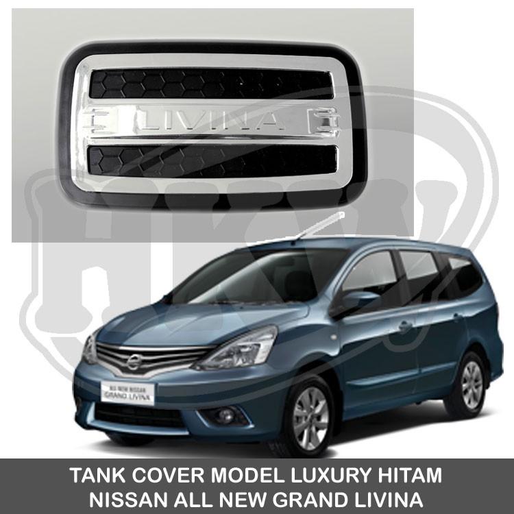 JSL Tank Cover Tutup Tangki Bensin All New Terios 2018 Model Platinum | Shopee Indonesia